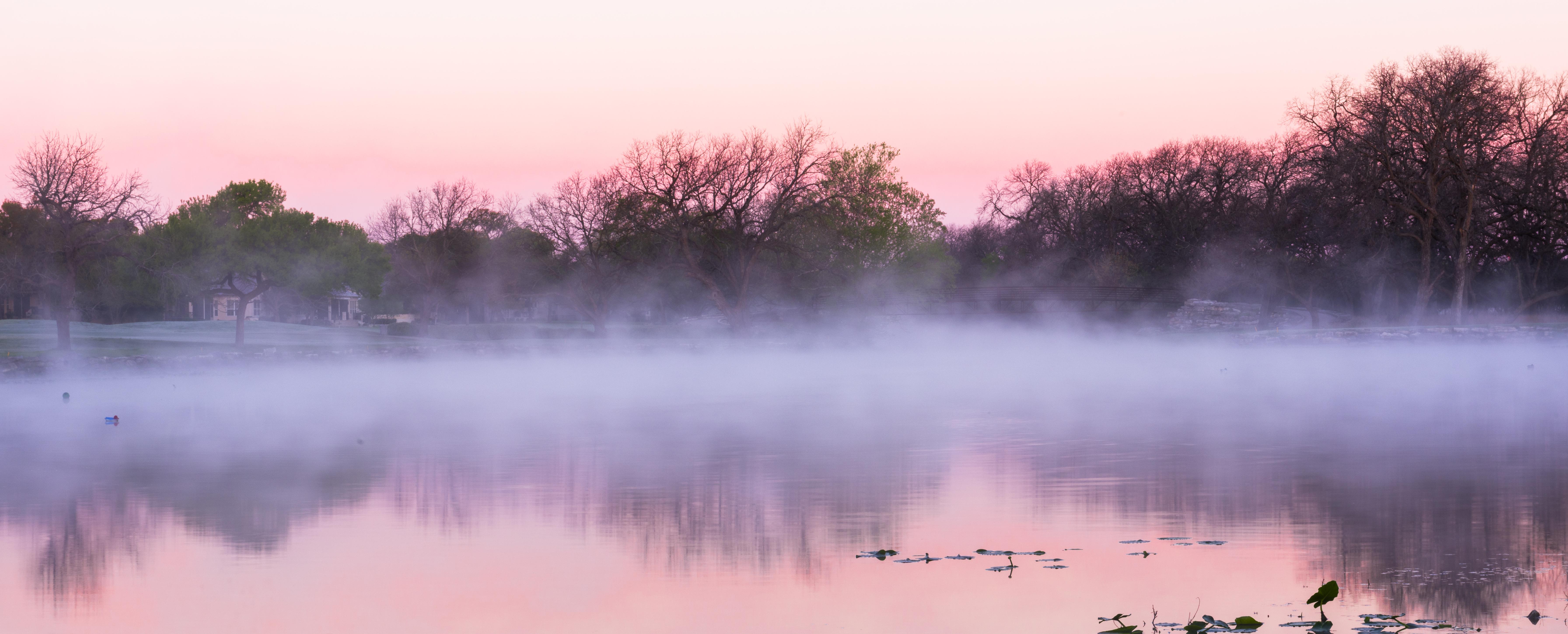 Berry Creek Sunrise