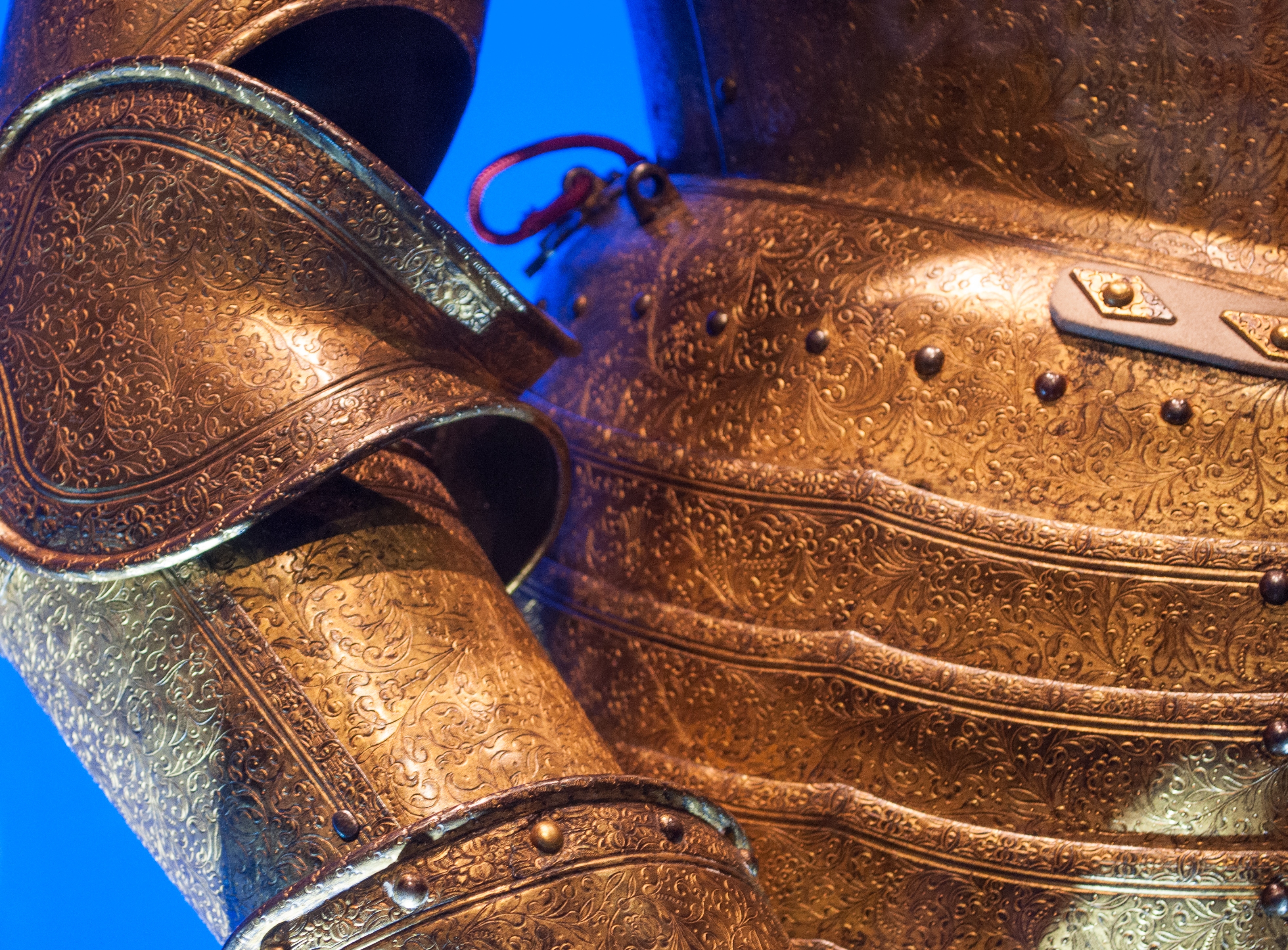 Henry VII Armor Detail