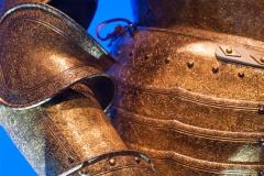 Henry VIII Armor Detail